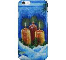light up the way to your home iPhone Case/Skin