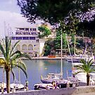 Porto Christo Harbour II by Tom Gomez