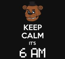 keep calm  by elishe
