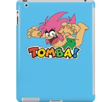 TOMBA! iPad Case/Skin