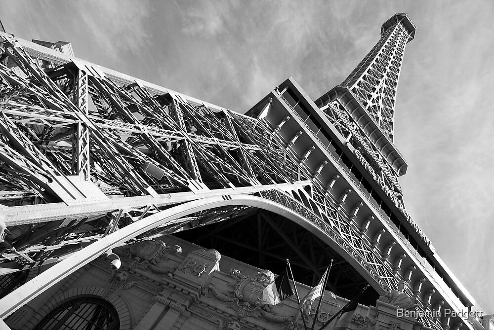No. 2, La Tour Eiffel de Vegas by Benjamin Padgett