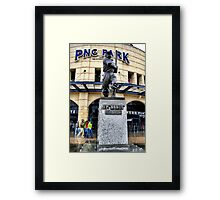 PNC Park Framed Print