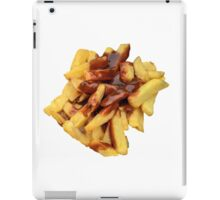 British Chips iPad Case/Skin