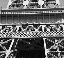 No. 10, La Tour Eiffel de Vegas by Benjamin Padgett