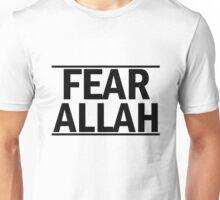 Fear Allah Unisex T-Shirt
