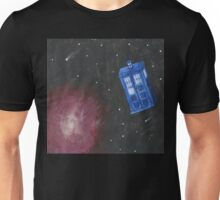Galaxy Tardis Unisex T-Shirt