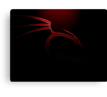 Kali-linux [UltraHD] Canvas Print