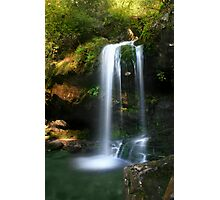 Grotto Falls ~ GSMNP Photographic Print