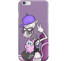 Mewtwo: Gangstah Babysittah  iPhone Case/Skin
