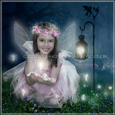 Fairy Portrait by Angie Latham