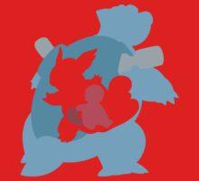 Squirtle - Wartortle - Blastoise Kids Clothes