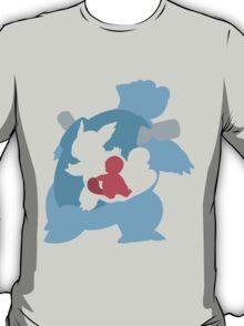 Squirtle - Wartortle - Blastoise T-Shirt