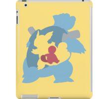 Squirtle - Wartortle - Blastoise iPad Case/Skin