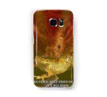 Frog Legs Samsung Galaxy Case/Skin