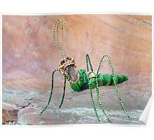 Freaky Bug Poster
