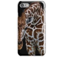 let me have a look iPhone Case/Skin