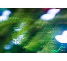 Christmas Songs Photographic Print