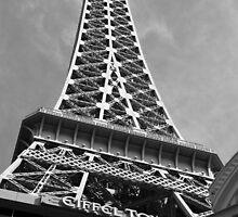 No. 17, La Tour Eiffel de Vegas by Benjamin Padgett