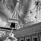 No. 24, La Tour Eiffel de Vegas by Benjamin Padgett