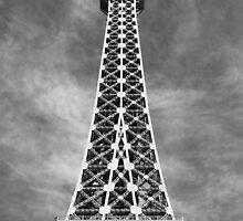 No. 26, La Tour Eiffel de Vegas by Benjamin Padgett