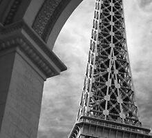 No. 27, La Tour Eiffel de Vegas by Benjamin Padgett
