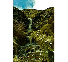 Snakes Pass Fall Photographic Print