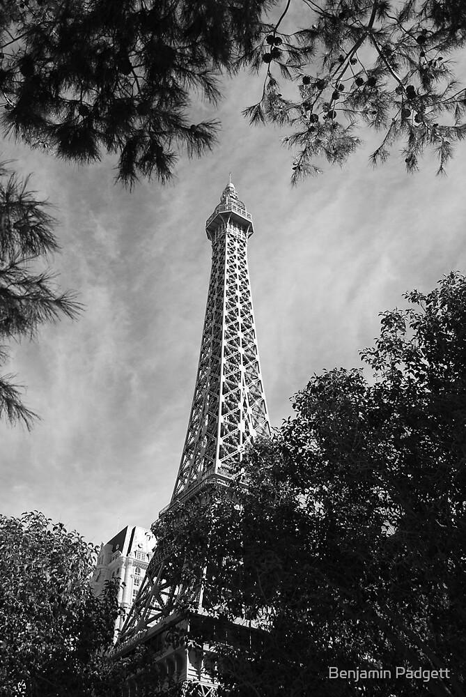 No. 33, La Tour Eiffel de Vegas by Benjamin Padgett