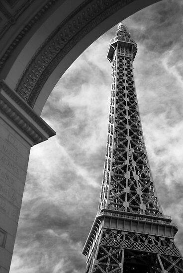 No. 34, La Tour Eiffel de Vegas by Benjamin Padgett