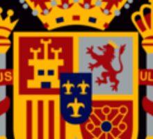 Spain. Espana. Sticker