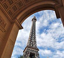 No. 37, La Tour Eiffel de Vegas by Benjamin Padgett