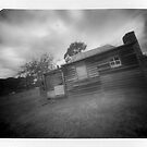 Berima VII - Polaroid Pinhole by David Amos