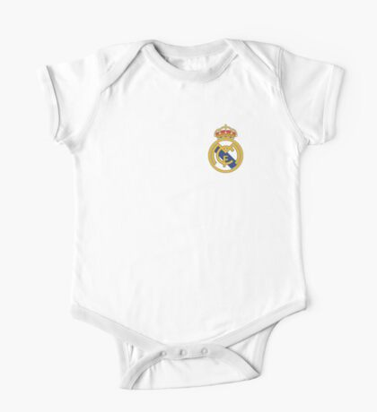 Real madrid SOCCER One Piece - Short Sleeve