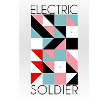 Electric Soldier: Porygon Photographic Print