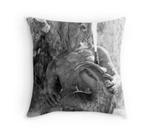 No. 1, La Fontaine des Mers (Vegas) Throw Pillow