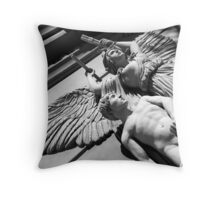 No. 1, Opera de Paris (Vegas) Throw Pillow