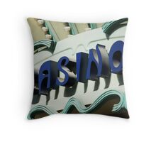 La Casino No. 1 Throw Pillow