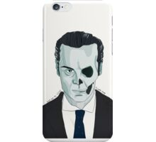 It's Dark inside iPhone Case/Skin