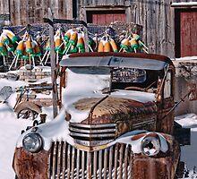 Vintage Chevrolet by Richard Bean
