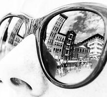 Boston Reflection by Bianca Garcia
