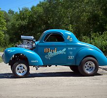 1941 Willys Dragster by TeeMack