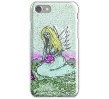 My first fairy throw pillow iPhone Case/Skin