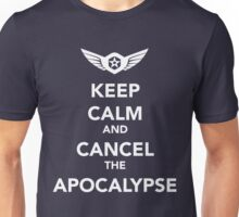 Apocalypse: CANCELED. Unisex T-Shirt