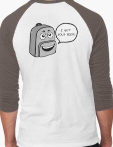 Got your Backpack Men's Baseball ¾ T-Shirt