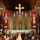 St James Cathederal - Townsville by Chris Cohen