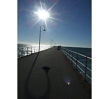 Glenelg Beach Jetty Photographic Print