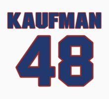 National baseball player Curt Kaufman jersey 48 by imsport