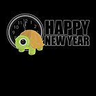 Happy New Year - Turtle by Adamzworld