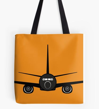 Boeing 737 - Southwest Orange Tote Bag