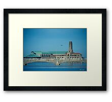 Asbury Park © Framed Print