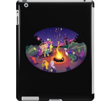 Nintendo Pikmin and Olimar Campfire iPad Case/Skin